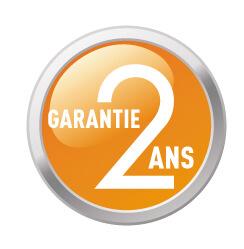 Garantie 2 ans sur appareils