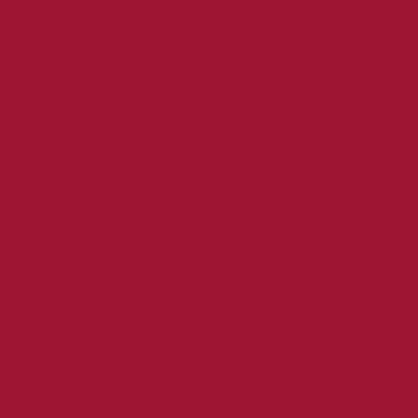 Poêle Acier Rouge