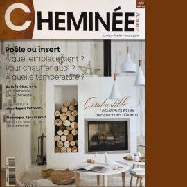Page de couverture - Cheminée Actuelle