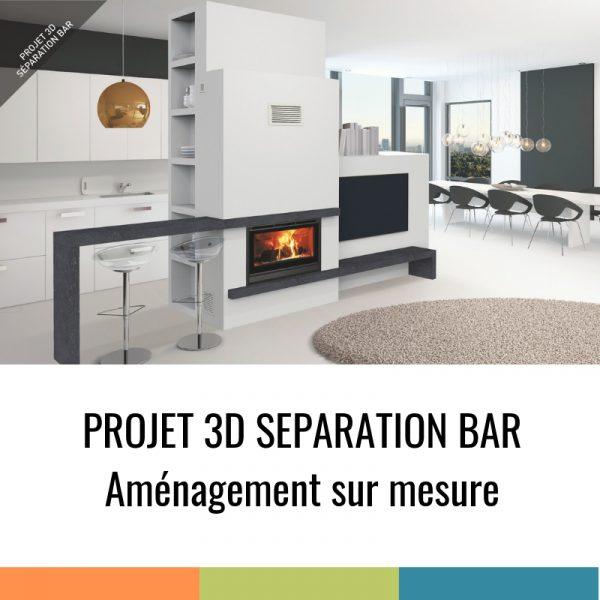 Projet 3D - Séparation Bar