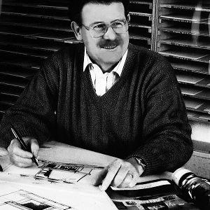 René Brisach, le fondateur de la société Brisach