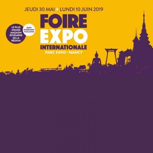 Foire Internationale de Nancy 2019