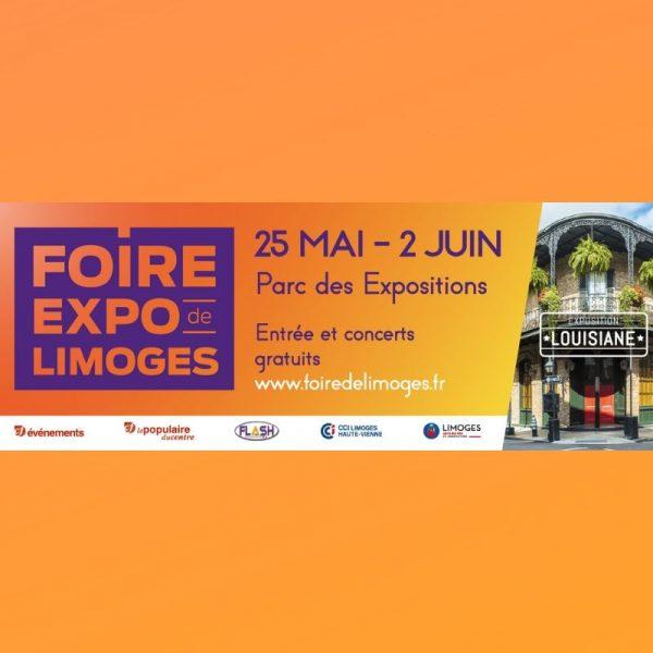 Foire de Limoges 2019