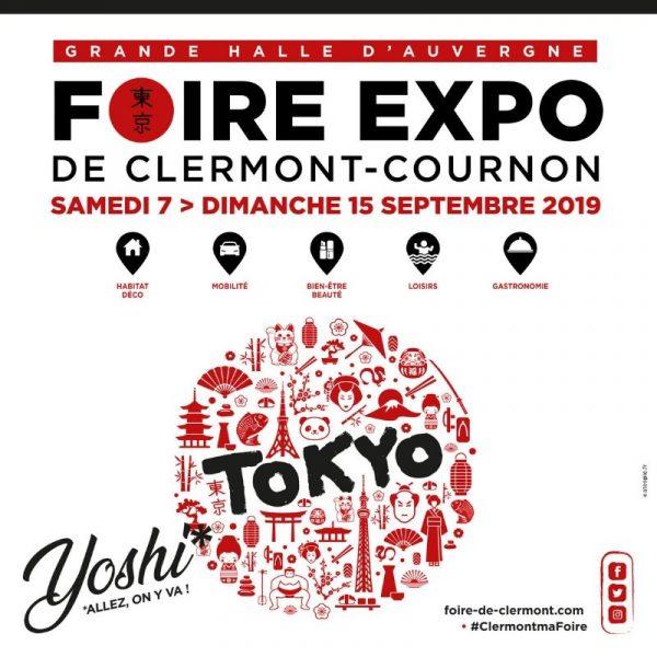 Foire exposition de Clermont-Cournon 2019