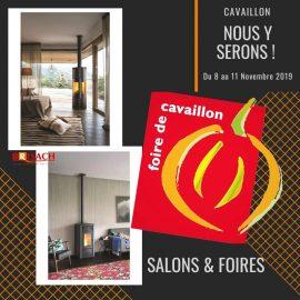 Foire exposition de Cavaillon Novembre 2019