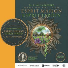 Salon Esprit Maison Rennes Octobre 2019