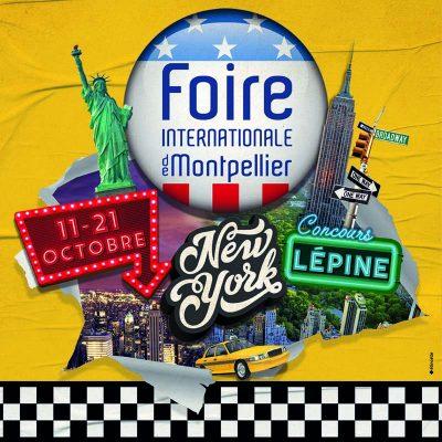 Foire Internationale de Montpellier Octobre 2019