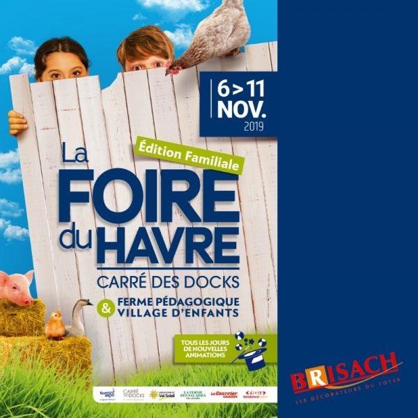 Foire du Havre Novembre 2019