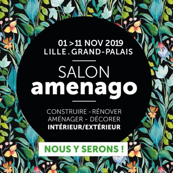 Salon Amenago Lille Novembre 2019