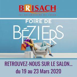 Foire de Béziers Mars 2020