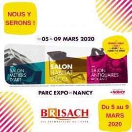 Salon Habitat Déco Nancy Mars 2020