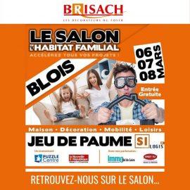 Salon SI Logis Blois Mars 2020