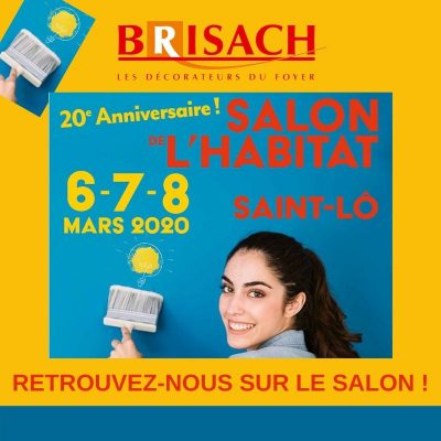 Salon de l'Habitat Saint-Lô 2020
