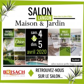 Salon Langon Avril 2020