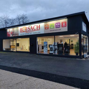Magasin Brisach Poitiers Extérieur