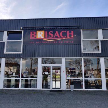 Magasin Brisach Bergerac Extérieur