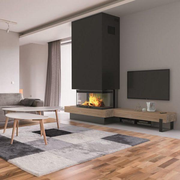 Concept Wood - Longboard pour foyer P95