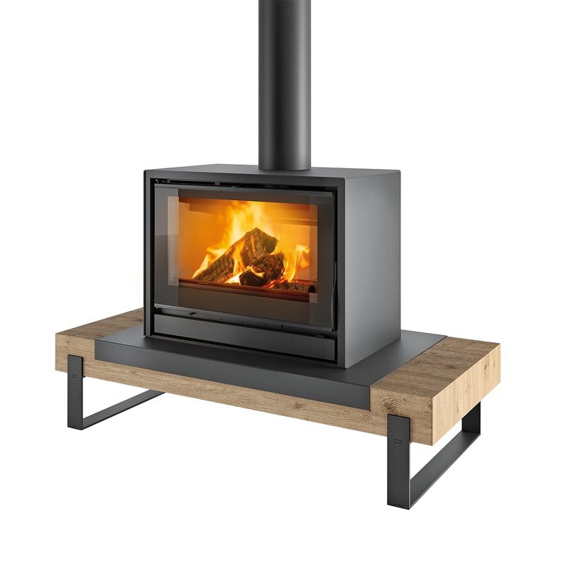 Poêle-Cheminée Wooden Board Vario K80